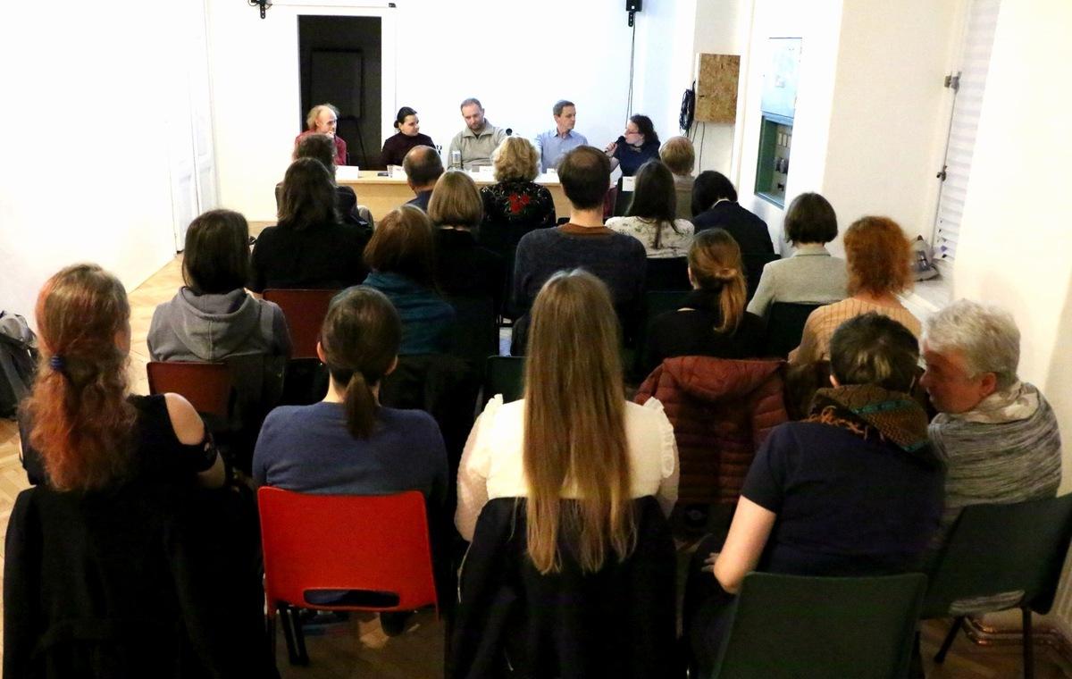 Mezioborová diskuze o open science