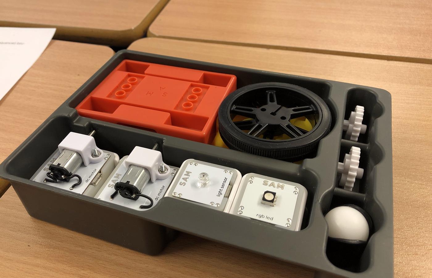 Alpha Kit SAM Labs