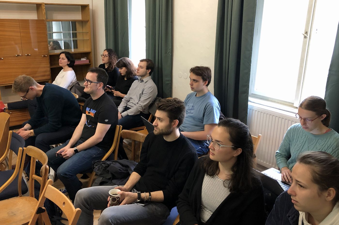 Účastníci konference KOKON 2019