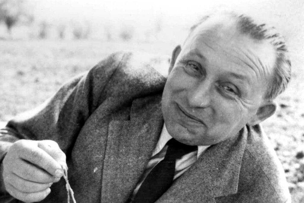 Fotografie Vladimíra Žikeše z roku 1955